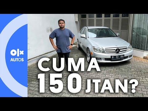 Masih Keliatan Berkelas Dan Belum Kemakan Zaman   Mercedes-Benz C200 Kompressor