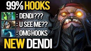 OMG MARVELOUS HOOKS!!! NEW DENDI PUDGE 99% HOOKS | Pudge Official