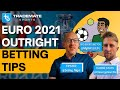 Euros 2021 Betting Tips | Outright Winner, Groups Dual Forecast, Top Goal Scorer & Much More