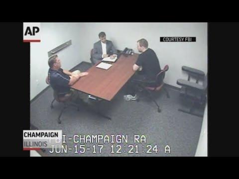 Associated Press: Murder suspect trembled during interrogation