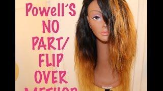 Ivy Powell's No Part/flip Over Method   Full Wig   Full Detailed Tutorial