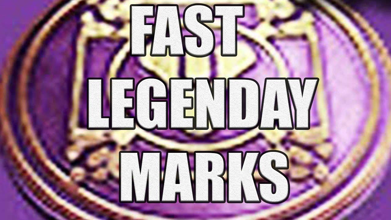 TMG Destiny TTK: Fast Legendary Marks