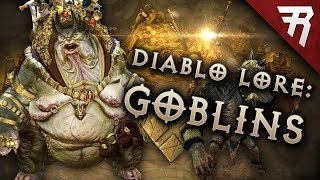 Is Greed Azmodan's Lieutenant? Who are the Treasure Goblins? Diablo Lore Addendum