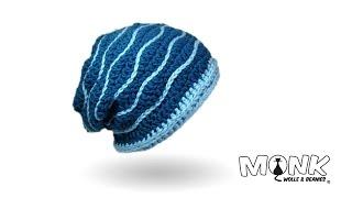 Mütze häkeln - Swell Beanie häkeln