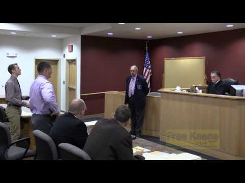 Derrick J's Parking Ticket Arraignment 2015 06 08