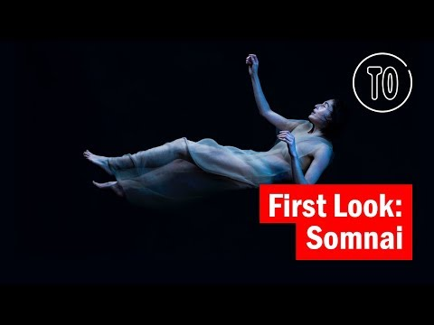 London's new immersive theatre production Somnai | First Look | Time Out