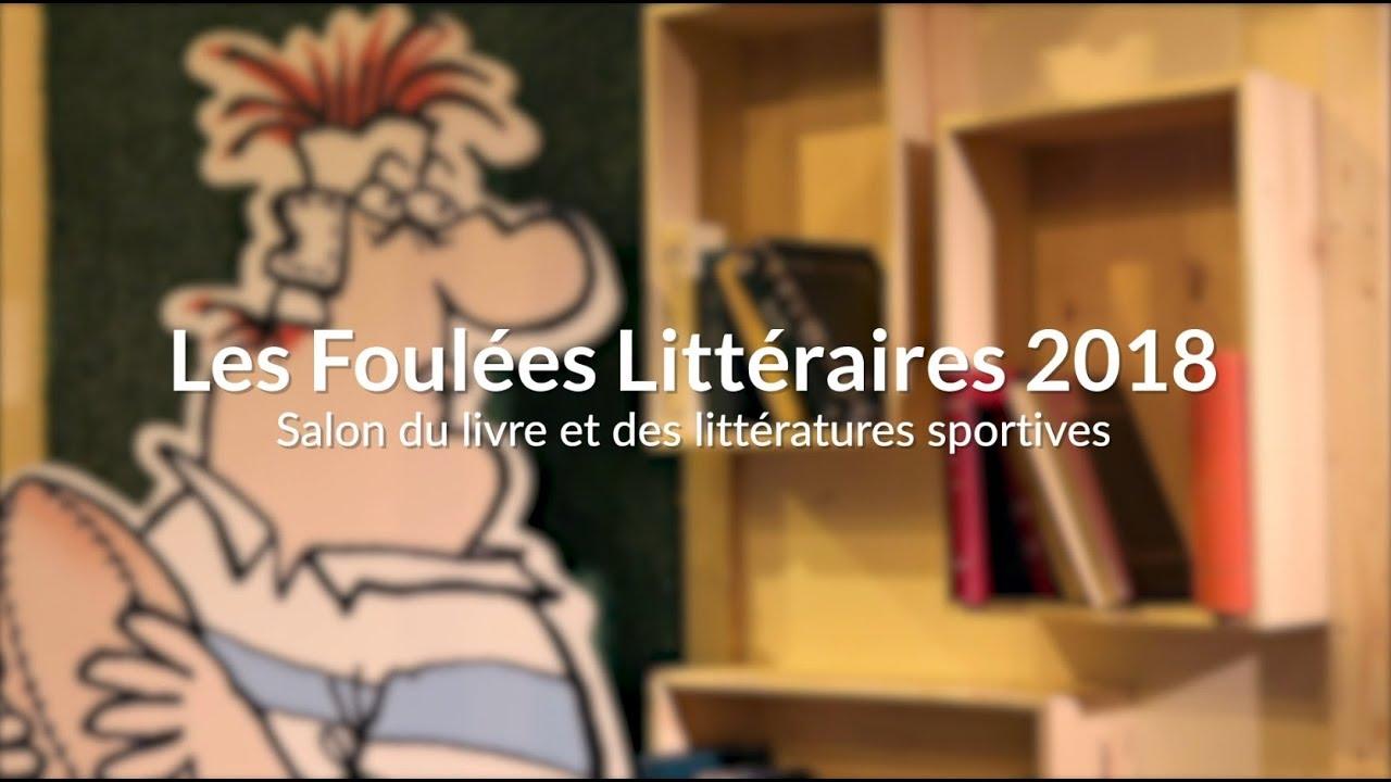Foulées littéraires 2018