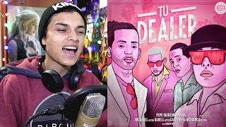 Tu Dealer - Pepe Quintana X Arcangel X Darell X Casper X Nio Garcia | Video Oficial Reaccion