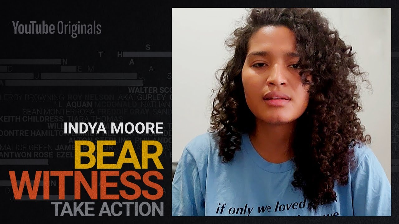 Indya Moore: Our Freedom To Be (Poem)
