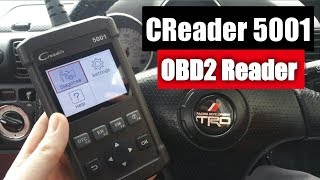 launch Creader 5001 Review
