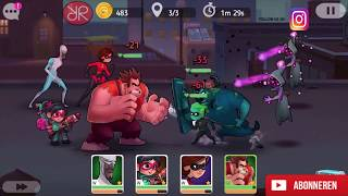 Hero disney battlemode android and iphone music only 2018