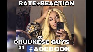 CHUUKESE: RATE + REACTION to Chuukese Guys