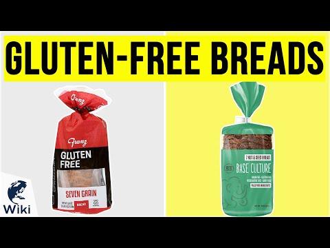 10 Best Gluten-free Breads 2020