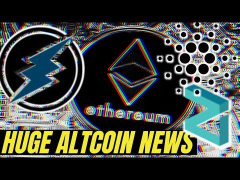 $1 BILLION DEFI On ETH! Ethereum 2.0 | Cardano ADA | Electroneum ETN | Zilliqa ZIL