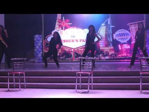 IMI Freshers'14 - Dance Performance