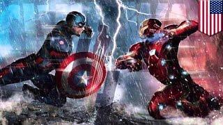 Marvel's Captain America: Civil War (Next Media Animation parody trailer) thumbnail