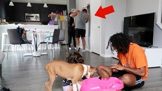 FIGHTING IN FRONT OF OUR GUESTS *PRANK!*