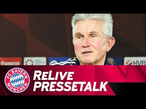 FC Bayern Manager's Preview w/ Jupp Heynckes ahead of Köln 🇩🇪 | ReLive