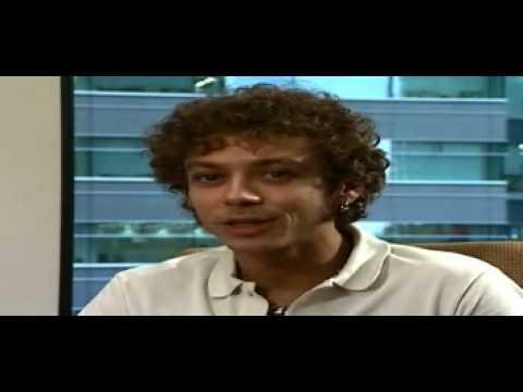 Valentino Rossi Interview 2007