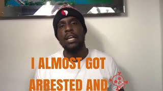 STORYTIME   I ALMOST GOT ARRESTED AND DIED!