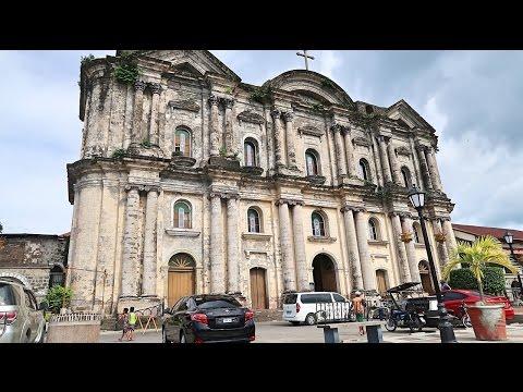 THE BIGGEST CHURCH IN ASIA! | Batangas Road Trip Part 4: St. Martin de Tours  | #ErrishMeetsWorld