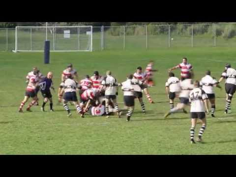 #2 BRFU Rugby At Warwick Academy Bermuda February 18 2012