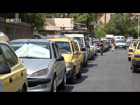 أصحاب سيارات في العاصمة يتحدثون عن انتظارهم في طوابير بسبب ...