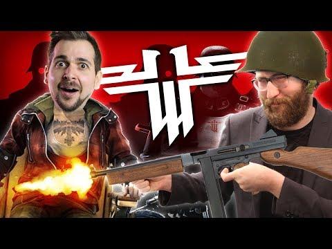 WHEELCHAIR FPS | Wolfenstein II: The New Colossus