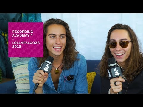 "Greta Van Fleet on ""When the Curtain Falls"" & Touring 