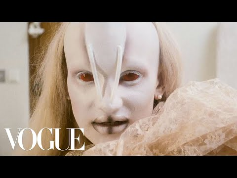 Inside Salvia's Extreme Beauty Routine | Vogue