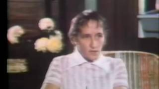 Dr. Elisabeth Kubler-Ross - Language of the Dying & Fear of Death