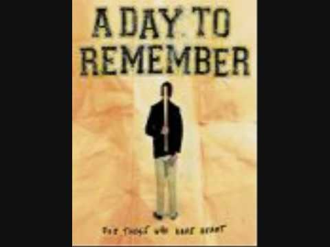 Speak of the Devil - A Day To Remember