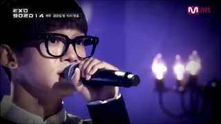 Video [EXO 90: 2014] - EXO Chen's special stage 'Jo Sung Mo - To Heaven' download MP3, 3GP, MP4, WEBM, AVI, FLV Agustus 2018