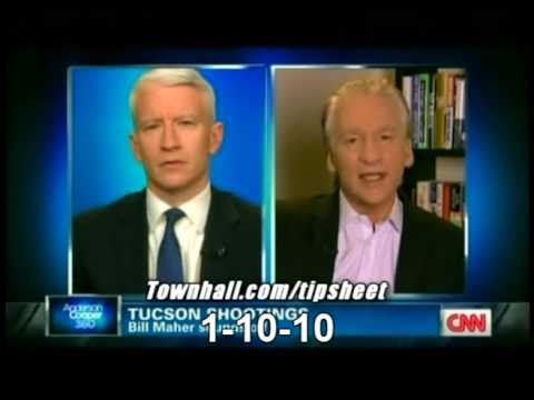 Bill Maher: 2007 vs Today On Inciting Violence & Hate