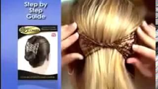 eZ Combs - Гибкая заколка для надежной фиксации волос EZ Combs