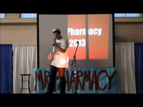 Mr. Pharmacy 2013 - University of New England College of Pharmacy