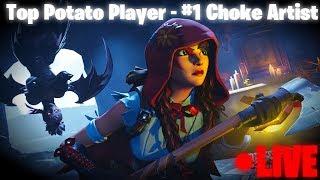 Solos Practice Tournament - Top Potato Player - #1 Choke Artist - Family Friendly (Xbox One)