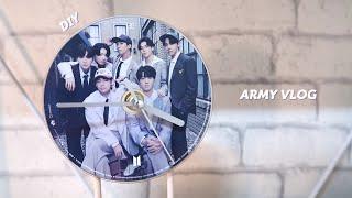 BTS ARMY VLOG / CD DIY, Kombuc…