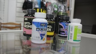 видео Спортивные витамины для мужчин (спортсменов) и специальное питание (спортпит): рейтинг лучших препаратов, важных при физических нагрузках, занятиях спортом, для роста мышц и фитнеса