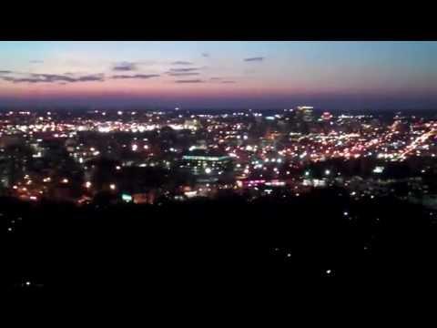 The Best View in Birmingham, Alabama