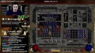 Diablo 2 - Paladin Speedrun Coaching (Pt 1)