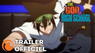 Bande annonce The God of High School