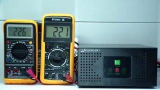 ИБП Luxeon UPS-600NR, для котлов отопления, чистая синусоида, внешняя АКБ