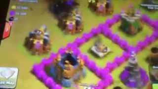 Clash of clans-ep.2-had to lure out witches???