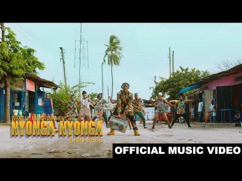 CHIN BEES - NYONGA NYONGA (OFFICIAL MUSIC VIDEO)
