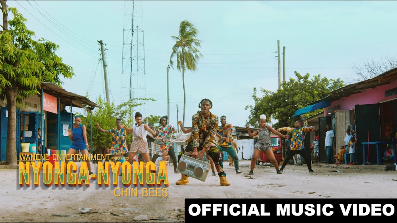 Chin Bees Inogire Official Music Mp4: NYONGA NYONGA (OFFICIAL MUSIC VIDEO)