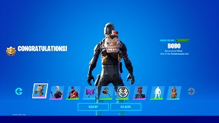 Fortnitemares CHALLENGES COMPLETED! (All New Rewards)