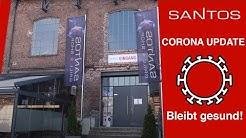 Beratung, Verkauf und Versand im weltgrößten Grillfachhandel SANTOS während der Corona Pandemie