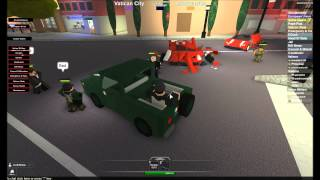 [ROBLOX] ITA Corruption - Imcool164's Civilian Shootout