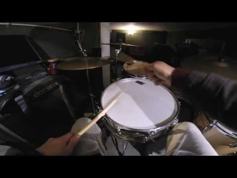Drum Cover ( GoPro ) - Kendrick Lamar - Sherane a.k.a Master Splinter's Daughter